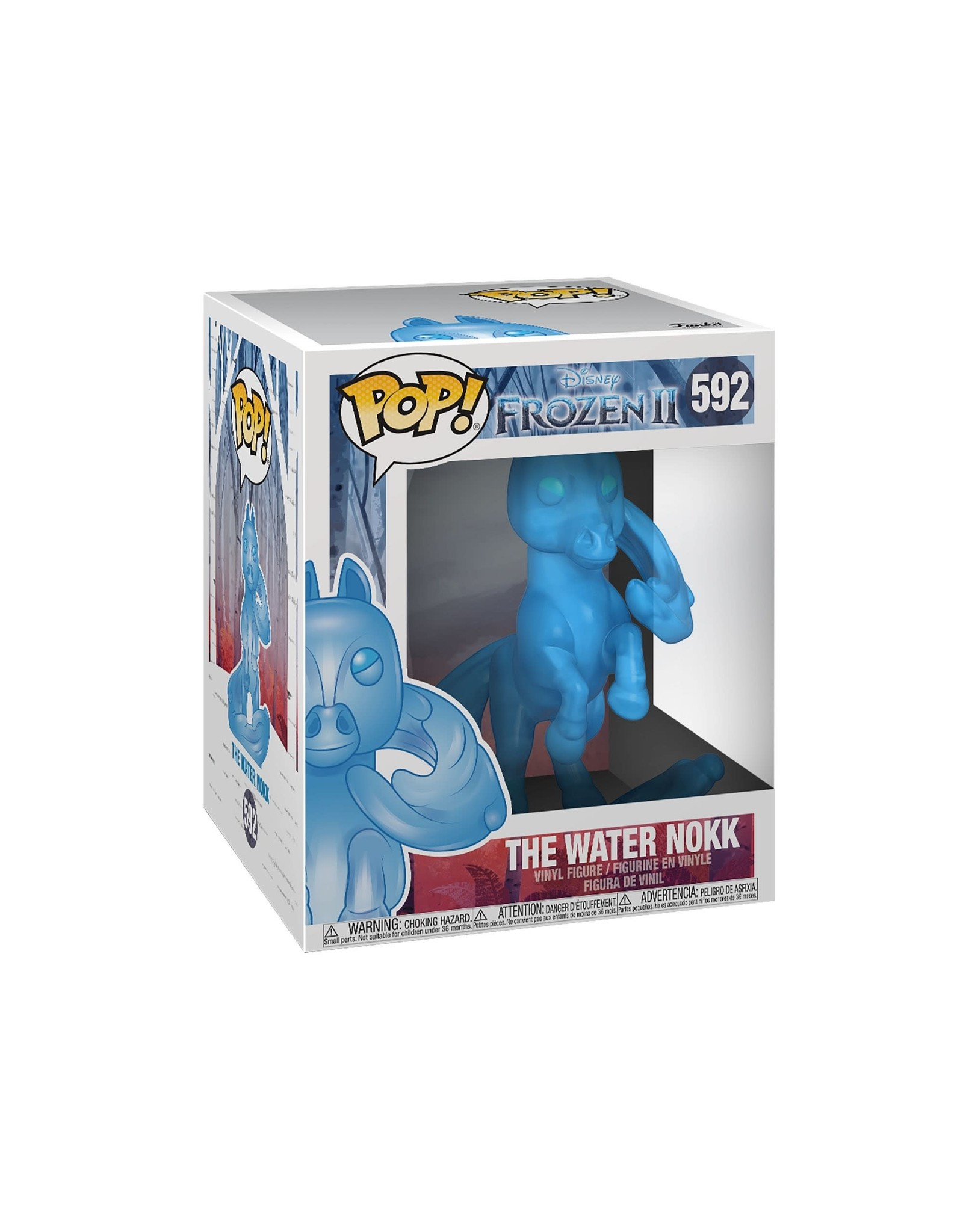FUNKO POP FROZEN II WATER NOKK VINYL FIG