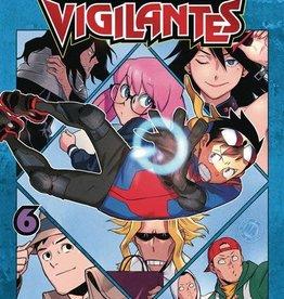 VIZ MEDIA LLC MY HERO ACADEMIA VIGILANTES GN VOL 06