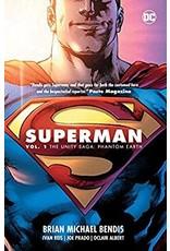 DC COMICS SUPERMAN TP VOL 01 THE UNITY SAGA PHANTOM EARTH