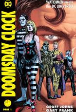 DC COMICS DOOMSDAY CLOCK HC PART 01