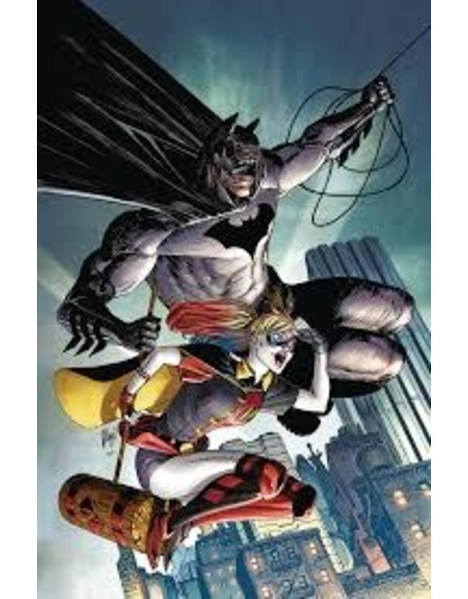 DC COMICS HARLEY QUINN TP VOL 03 THE TRIALS OF HARLEY QUINN