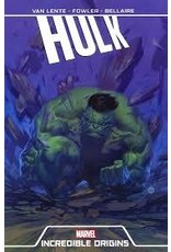 MARVEL COMICS HULK TP INCREDIBLE ORIGINS