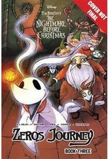 TOKYOPOP DISNEY MANGA NIGHTMARE CHRISTMAS ZEROS JOURNEY TP VOL 03