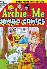 ARCHIE COMIC PUBLICATIONS ARCHIE AND ME JUMBO COMICS DIGEST #22