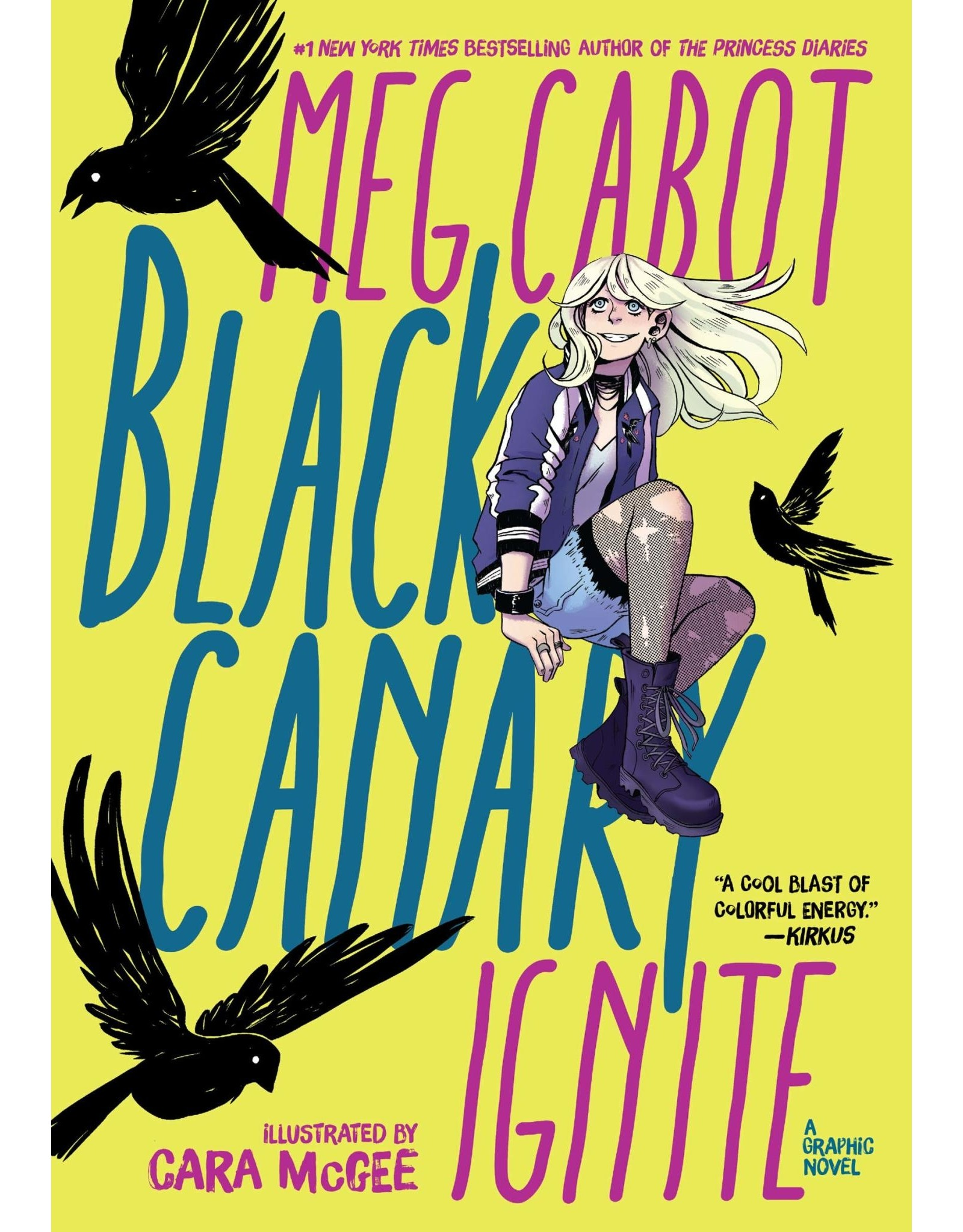 DC COMICS BLACK CANARY IGNITE TP DC ZOOM