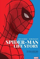 MARVEL COMICS SPIDER-MAN LIFE STORY TP