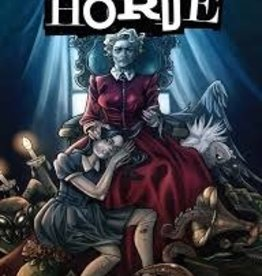 AFTERSHOCK COMICS HORDE HC GN