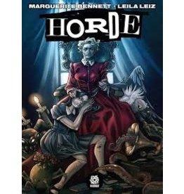 AFTERSHOCK COMICS HORDE HC GN