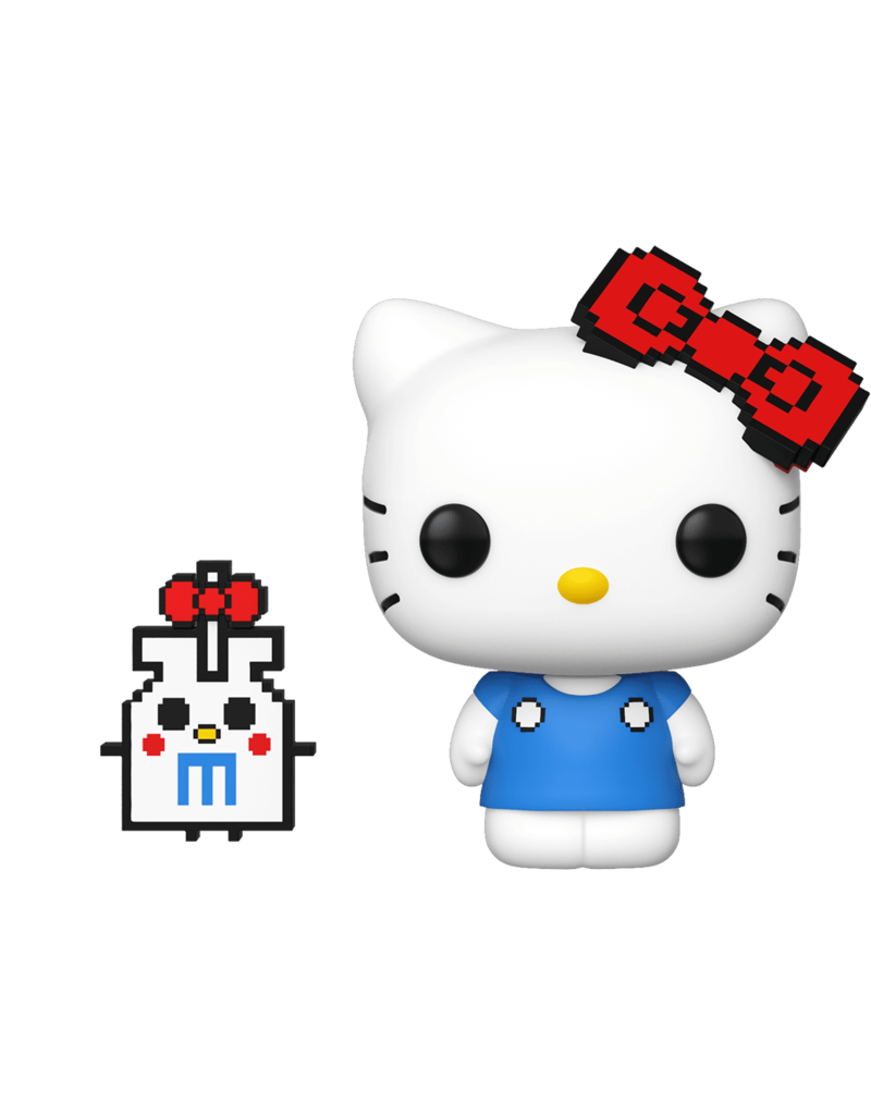 FUNKO POP SANRIO HELLO KITTY (8 BIT) VINYL FIG