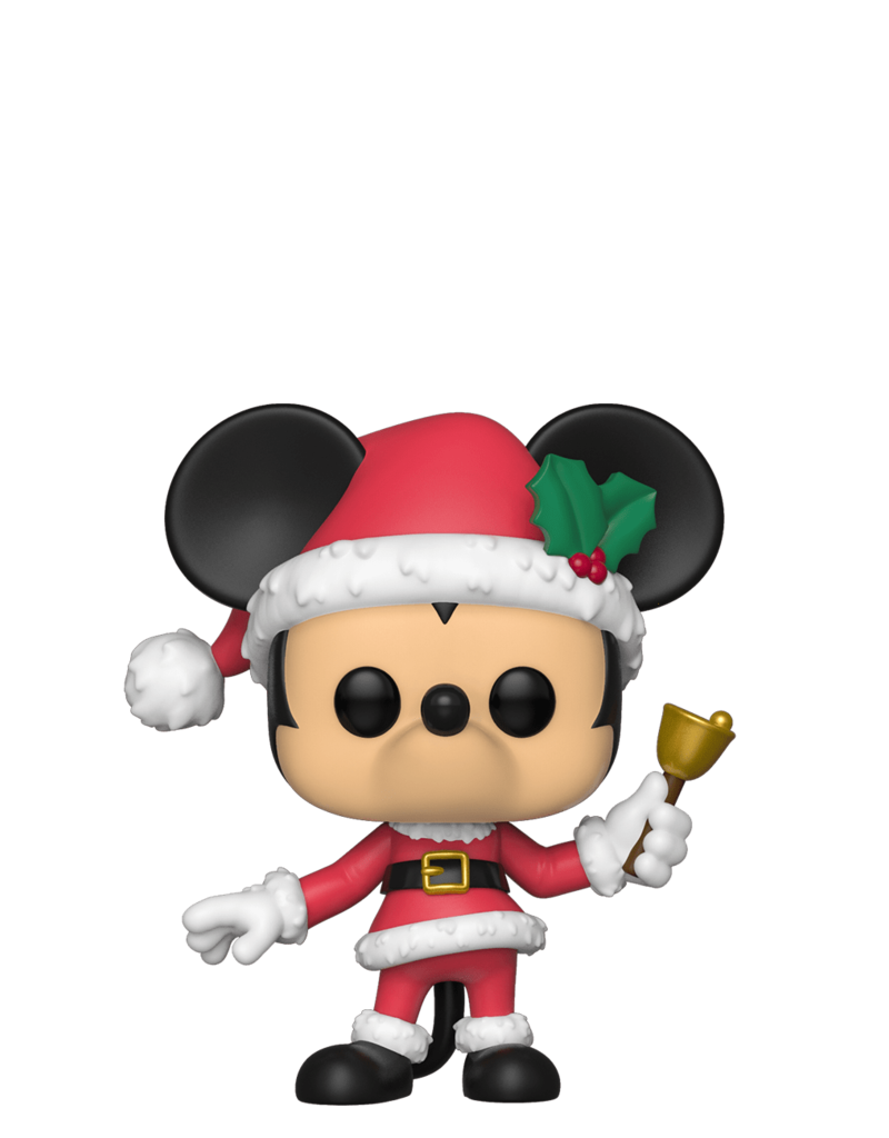 FUNKO POP DISNEY HOLIDAY MICKEY MOUSE VINYL FIG