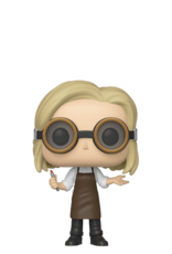FUNKO POP DOCTOR WHO 13TH DOCTOR WITH GOGGLES VINYL FIG