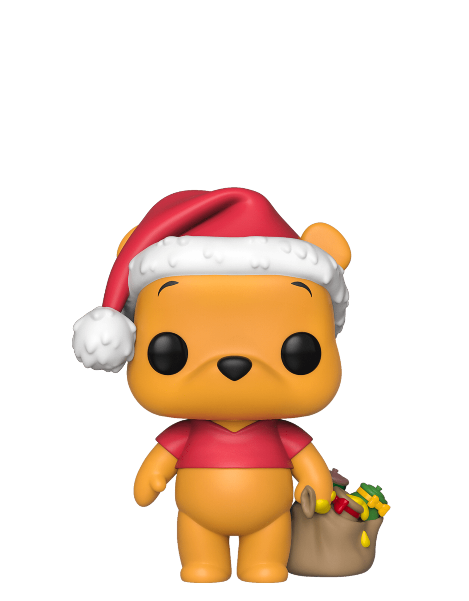 FUNKO POP DISNEY HOLIDAY WINNIE THE POOH VINYL FIG