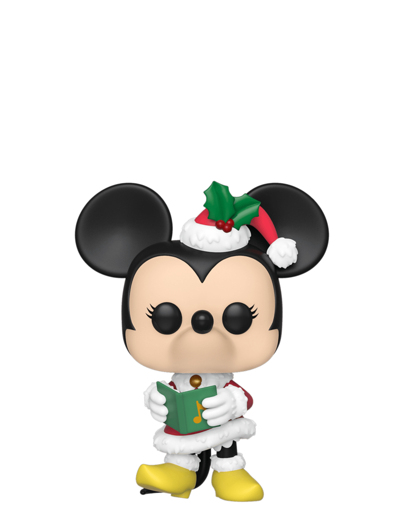 FUNKO POP DISNEY HOLIDAY MINNIE MOUSE VINYL FIG