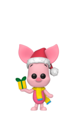FUNKO POP DISNEY HOLIDAY PIGLET VINYL FIG