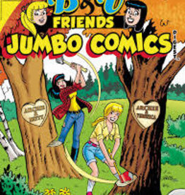 ARCHIE COMIC PUBLICATIONS B & V FRIENDS JUMBO COMICS DIGEST #275