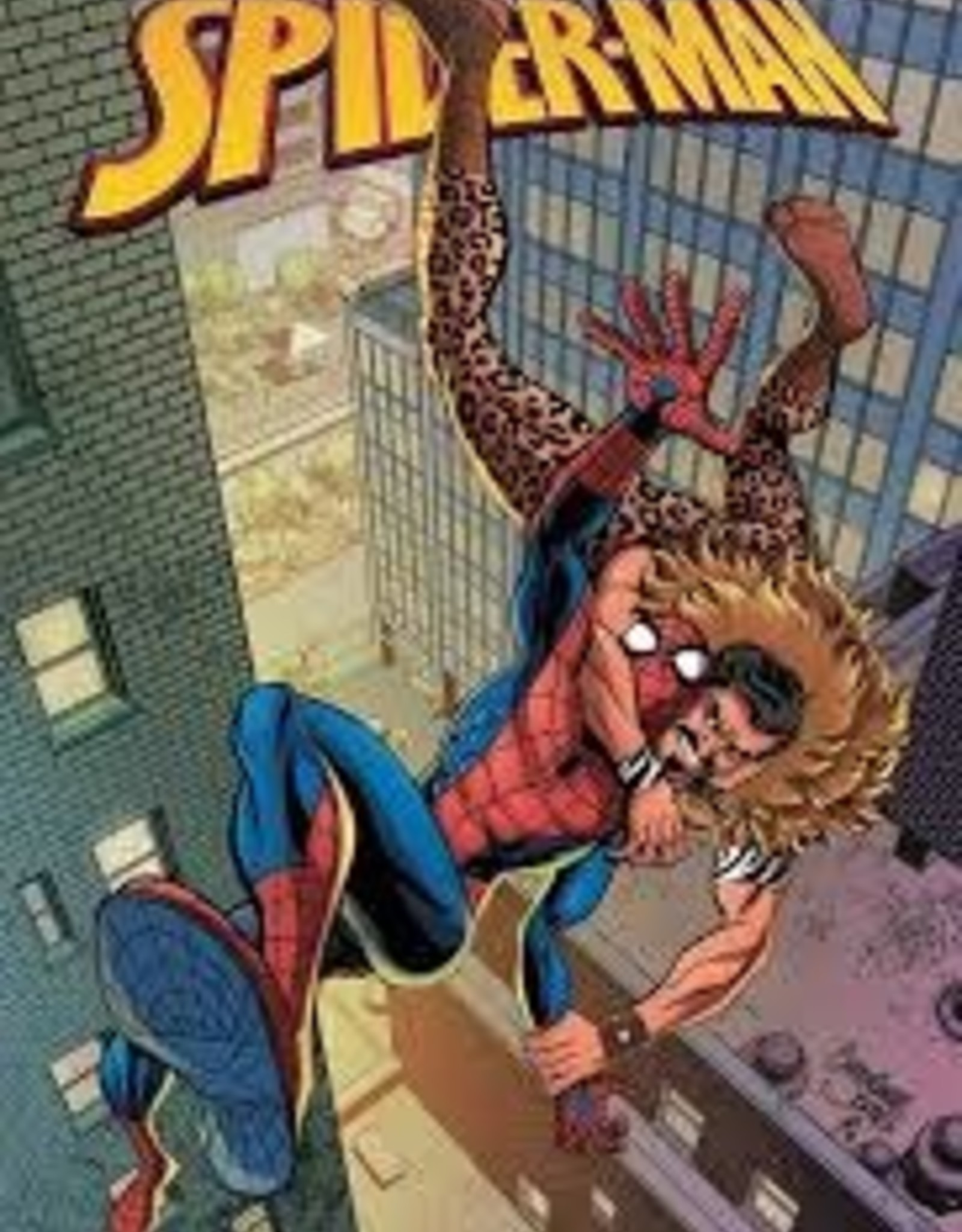 IDW PUBLISHING MARVEL ACTION SPIDER-MAN TP BOOK 02 SPIDER-CHASE