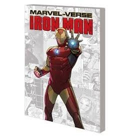 MARVEL COMICS MARVEL-VERSE GN TP IRON MAN