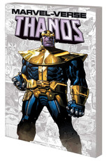 MARVEL COMICS MARVEL-VERSE GN TP THANOS