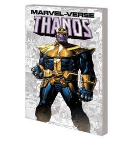 MARVEL COMICS MARVEL-VERSE GN TP THANOS