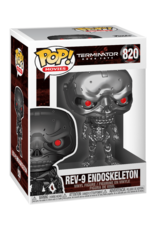 FUNKO POP TERMINATOR DARK FATE REV-9 ENDOSKELETON VINYL FIG