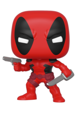 FUNKO POP MARVEL 80TH DEADPOOL FIRST APPEARANCE VINYL FIG