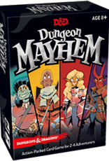 WIZARDS OF THE COAST D&D DUNGEON MAYHEM