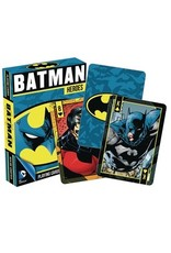 NMR DISTRIBUTION AMERICA DC HEROES BATMAN PLAYING CARDS