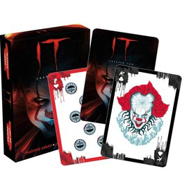NMR DISTRIBUTION AMERICA IT CHAPTER 2 PLAYING CARDS