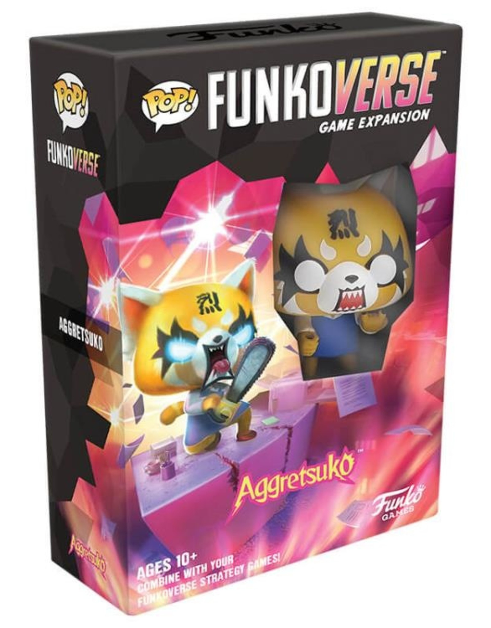 FUNKO POP! FUNKOVERSE STRATEGY GAME AGGRETSUKO 100