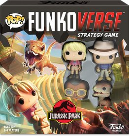 FUNKO POP! FUNKOVERSE STRATEGY GAME - JURASSIC PARK 100
