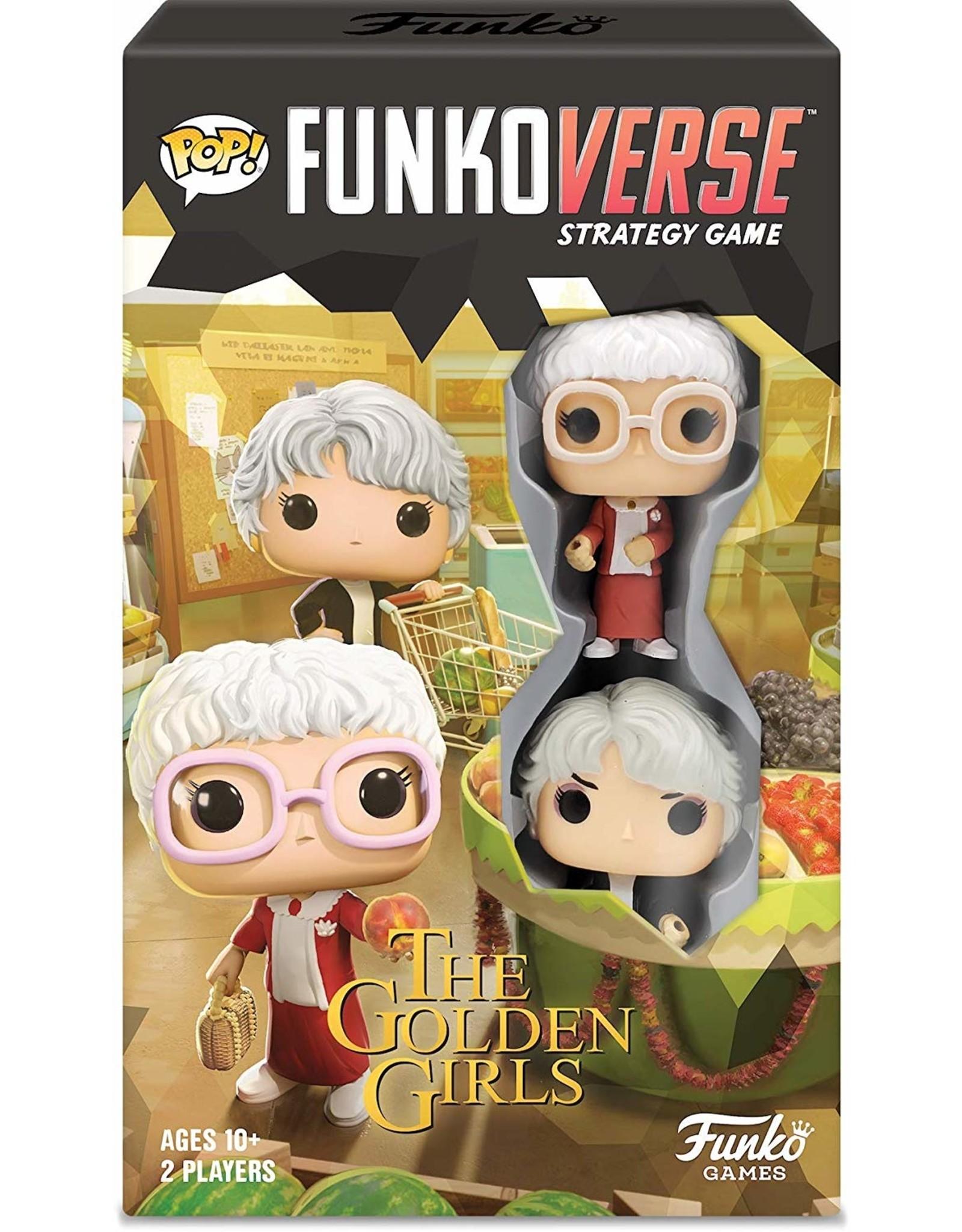 FUNKO POP! FUNKOVERSE STRATEGY GAME GOLDEN GIRLS 101