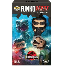 FUNKO POP! FUNKOVERSE STRATEGY GAME JURASSIC PARK 101