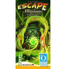 QUEEN GAMES ESCAPE EXP 1 ILLUSIONS