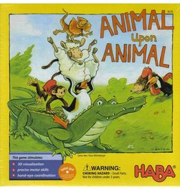 HABA GAMES ANIMAL UPON ANIMAL