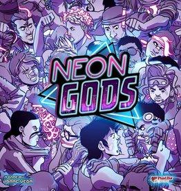 PLAID HAT GAMES NEON GODS