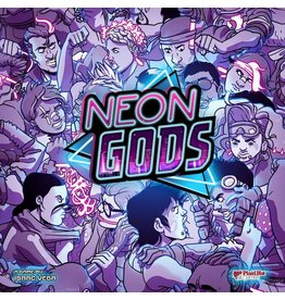 PLAID HAT GAMES NEON GODS