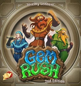 VICTORY POINT GAMES GEM RUSH 2ND EDITION