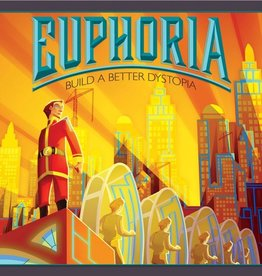 STONEMAIER GAMES EUPHORIA WITH GAME TRAYZ