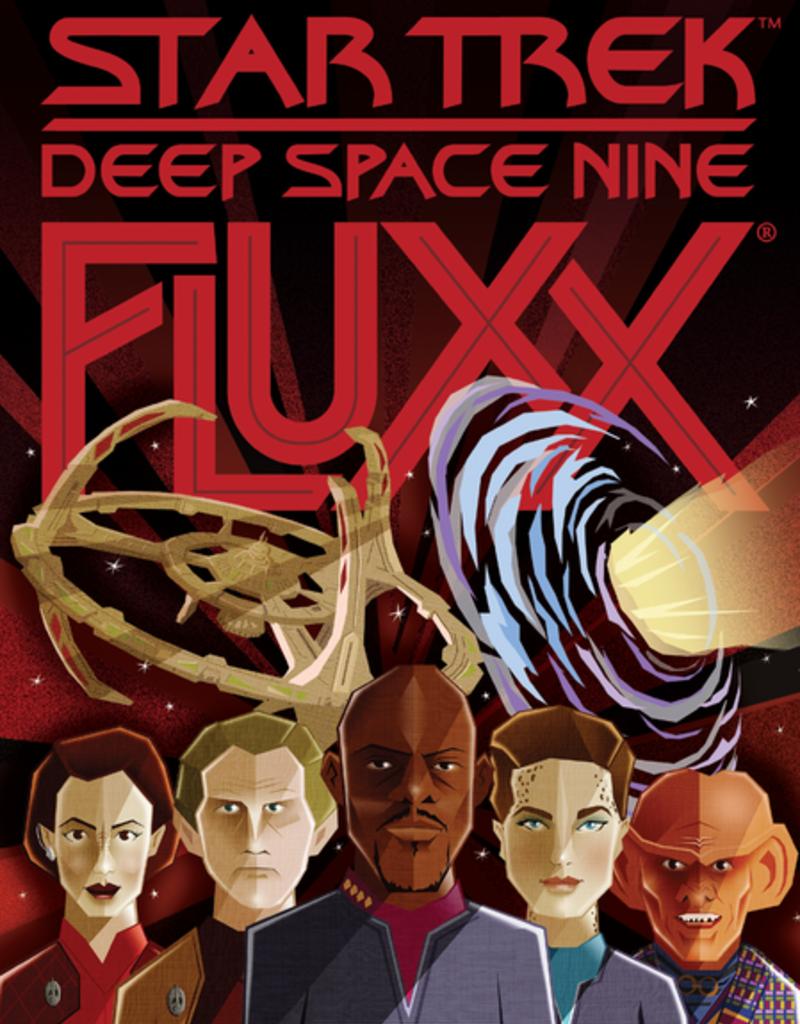 LOONEY LABS FLUXX : STAR TREK DEEP IN SPACE