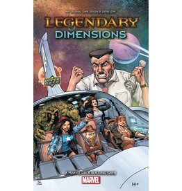 MARVEL LEGENDARY DBG DIMENSIONS EXPANSION