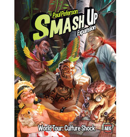 AEG SMASH UP WORLD TOUR: CULTURE SHOCK EXPANSION