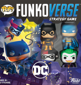 FUNKO POP! FUNKOVERSE STRATEGY GAME - DC COMICS 100