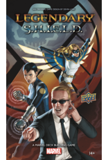 """UPPER DECK MARVEL: """"LEGENDARY"""" DECK BUILDING GAME - SHIELD SMALL BOX EXPANSION"""