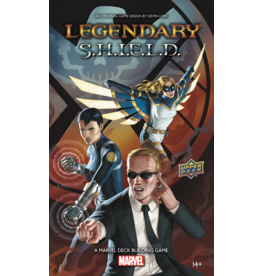 UPPER DECK MARVEL LEGENDARY DBG SHIELD EXPANSION