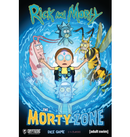 RICK AND MORTY: THE MORTY ZONE ROLL/WRITE