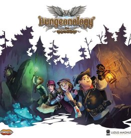 ARES GAMES DUNGEONOLOGY: THE EXPEDITION