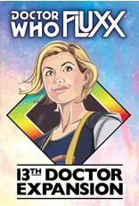 LOONEY LABS FLUXX DOCTOR WHO 13TH DOCTOR EXPANSION