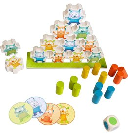 HABA GAMES MONSTER PILE ON