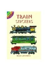 DOVER PUBLICATIONS TRAIN STICKERS