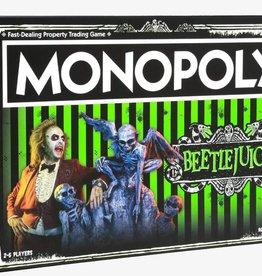USAOPOLY BEETLEJUICE MONOPOLY